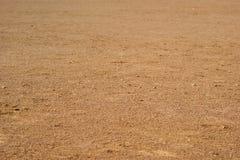 Feld des Schmutzes Stockfoto