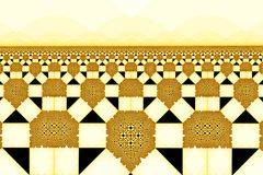 Feld des Sonnenblume-Auszuges Lizenzfreies Stockfoto