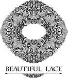 Feld lace-like Lizenzfreie Stockfotos