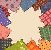 Feld mit hellen Änderungen am Objektprogramm Stockbilder