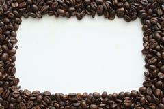 Feld vom coffe stockfotos