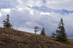 Feldberg berg i Tyskland Royaltyfri Bild