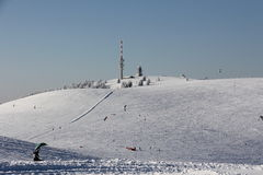 Feldberg Royalty Free Stock Images