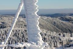 Feldberg, floresta preta - Alemanha Fotografia de Stock Royalty Free