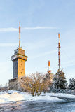 Feldberg Taunus Transmitter Stock Images