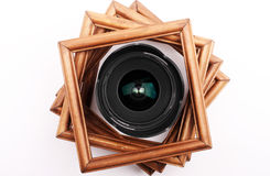 Felder Lizenzfreie Stockfotografie