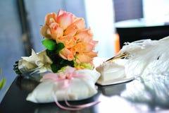 Felder für Hochzeitsehestand Lizenzfreies Stockbild
