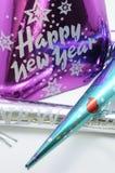 Felder für neue Jahre Stockbilder