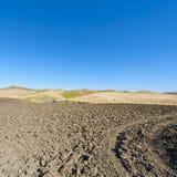 Felder von Sizilien Stockbild