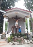 Feldgeistliche Pio Shrine lizenzfreie stockbilder
