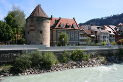 Feldkirch Royalty Free Stock Photography