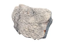 Feldspars stone : are a group of rock-forming tectosilicate minerals that make up about 41% of the Earth`s continental crust by royalty free stock photos