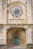 Mosteiro de Pombeiro stock images