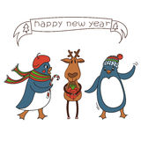 felice royalty illustrazione gratis