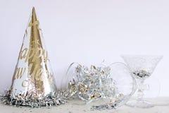 Felices Año Nuevo Imagen de archivo libre de regalías