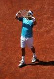 Feliciano Lopez (IN HET BIJZONDER) in Roland Garros 2011 Stock Foto
