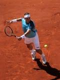 Feliciano Lopez (IN HET BIJZONDER) in Roland Garros 2011 Royalty-vrije Stock Afbeelding