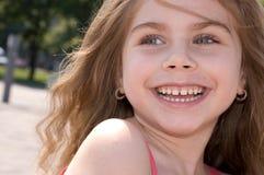 Felicidad de la niñez Imágenes de archivo libres de regalías