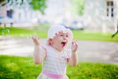 Felicidad del cabrito Imagen de archivo libre de regalías