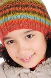 Felicidad del invierno Fotografía de archivo libre de regalías