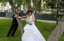 Felicidade, é fácil Fotos de Stock Royalty Free
