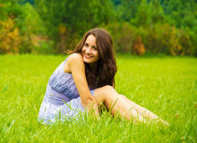 Felicidade Foto de Stock Royalty Free