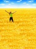 Felicidade fotografia de stock royalty free