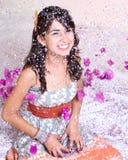 Felicidade e alegria Imagens de Stock Royalty Free