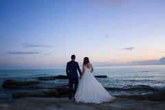 Felicidade no beira-mar Cesme Alacati fotos de stock