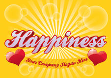 Felicità Fotografie Stock