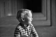 Felicità del bambino Immagine Stock Libera da Diritti