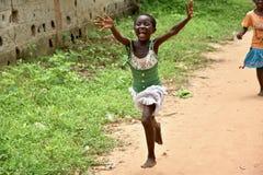 Felicità pura immagine stock