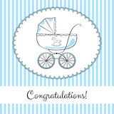 Felicitações 1 Imagem de Stock