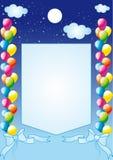 Felicitações, um aniversário Imagem de Stock Royalty Free