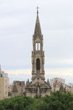 Felicity för St Perpetua och St-står högt, Nimes, Frankrike royaltyfria foton