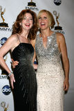 Felicity Huffman,Dana Delany Royalty Free Stock Photography