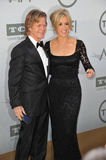 Felicity Huffman et William H macy Photos libres de droits
