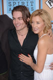 Felicity Huffman,Kevin Zegers Stock Photo