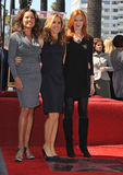 Felicity Huffman, Marcia Cross, Vanessa Williams Royalty Free Stock Image