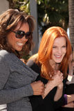 Felicity Huffman, Marcia Cross, Vanessa Williams, William H Macy Stock Photo