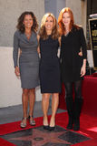Felicity Huffman, Marcia Cross, Vanessa Williams, William H Macy Stock Image