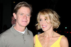Felicity Huffman, William H Macy Royalty Free Stock Photos