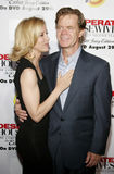 Felicity Huffman and William H. Macy Royalty Free Stock Image