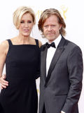 Felicity Huffman and William H. Macy Royalty Free Stock Photos