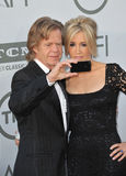 Felicity Huffman & William H. Macy Royalty Free Stock Images