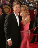 Felicity Huffman, William H Macy, William H. Macy lizenzfreies stockbild