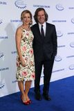 Felicity Huffman, William H Macy, William H. Macy. Felicity Huffman, William H. Macy  at the Clinton Foundation Gala in Honor of A Decade of Difference Royalty Free Stock Photo