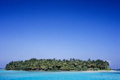 Felidu atoll Maldives Royalty Free Stock Photography