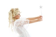 felik magisk wand Royaltyfria Foton
