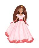 felik princess också vektor för coreldrawillustration Royaltyfri Foto